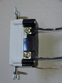 GFCI Feed Through Wiring 9