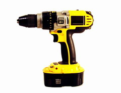 electricians cordless drill
