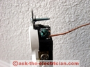 electric outlet wiring