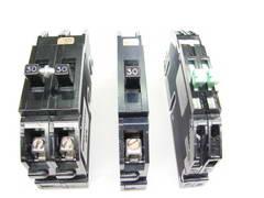 30 Amp Zinsco Circuit Breakers