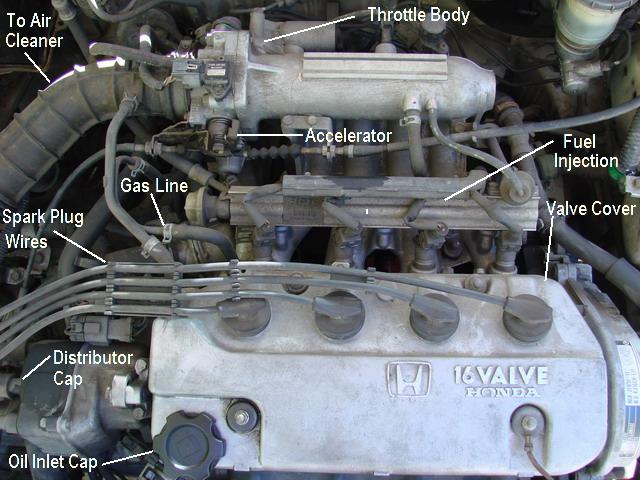 Basic Engine Components Identified basic engine components basic engine diagram at sewacar.co