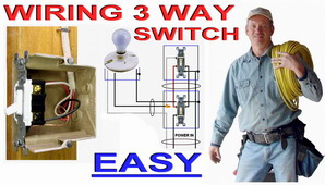 Wiring 3 Way Switches and Dimmer Switches