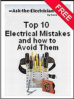 Electrical home improvement projects