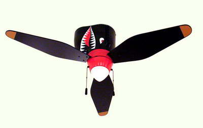 Install an Airplane Ceiling Fan - Part 1
