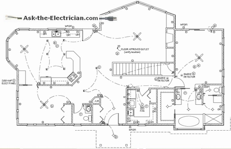 House Wiring on Diagram Electrical Wiring