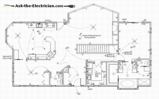Electrical wiring diagrams home wiring diagram asfbconference2016 Images