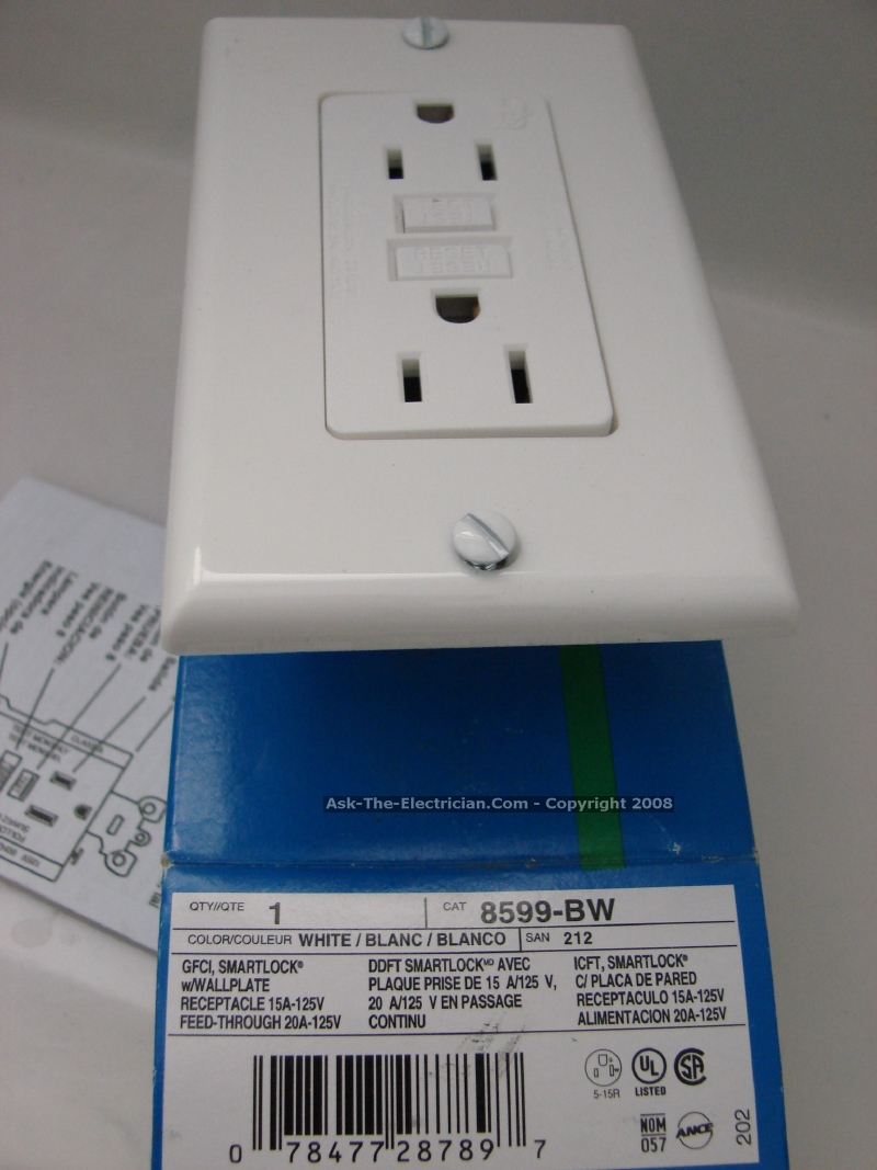 Gfci Wiring Method Outlet Diagram On In The Home Switch Conversion Tailed 5