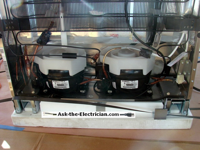 how to wire a refrigerator circuit wiring a kitchen ceiling light