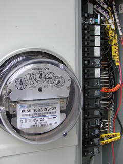 Access to Home Circuit Breakers