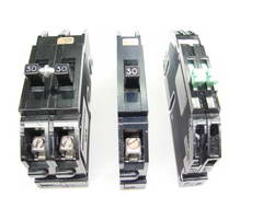 30 Amp Zinsco Circuit Breakers