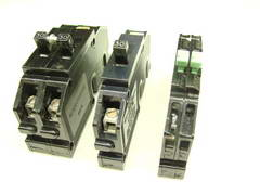 Wire Termianals Of Zinsco Circuit Breakers