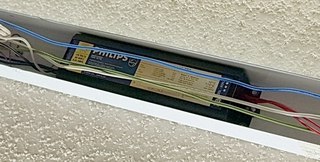Fluorescent Light Fixture Magnetic Ballast