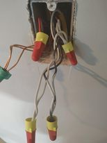 wiring for a gfci outlet