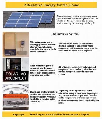 alternative electrical wiring