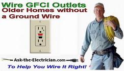 Wire a GFCI Outlet