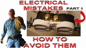electrical mistakes