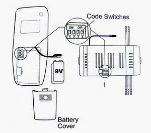 remote control ceiling fan wiring diagram