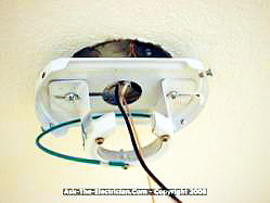 How To Install A Ceiling Fan And Wire The Switch