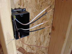 junction box splice 1