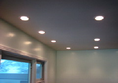 How to install recessed lighting halo recessed can light fixtures aloadofball Gallery