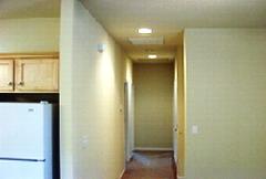 recessed hallway can light fixtures