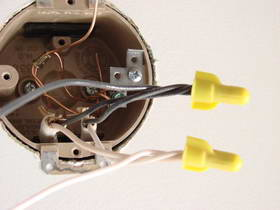 splicing electrical wires 6