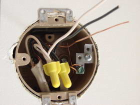 splicing electrical wires 7