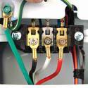 dryer cord wiring