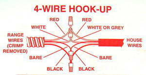 wiring an oven with 4 wire to 3 wire outlet wiring a 4 prong plug to a 3 prong outlet