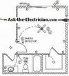 bedroom wiring diagram